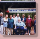 Bluett Family Reunion: Group